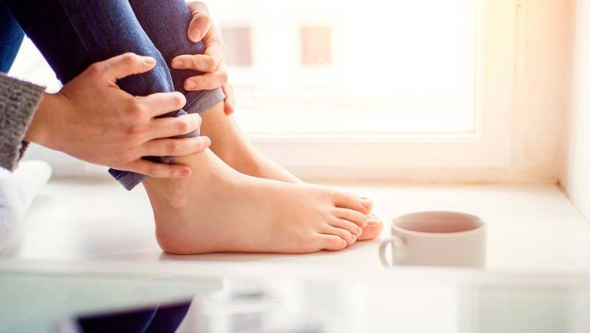 take care of feet