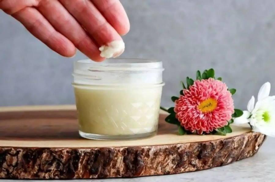 make baby cream
