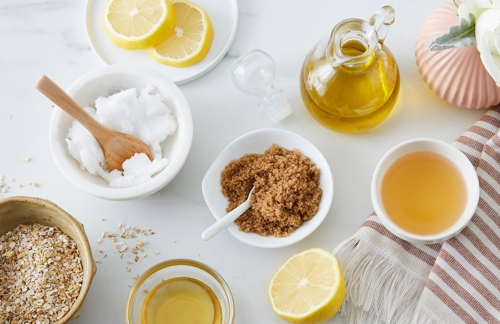 homemade oil is much reliable and convincing for the growth of thick hair